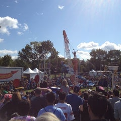 Photo taken at World Maker Faire by Pricilla W. on 9/30/2012