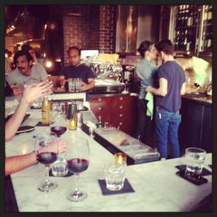 Photo taken at Gusto 101 by Brian P. on 4/26/2013