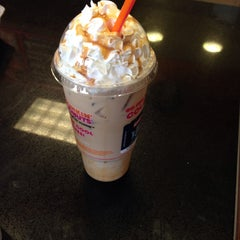 Photo taken at Dunkin' Donuts by Kortney on 10/14/2013