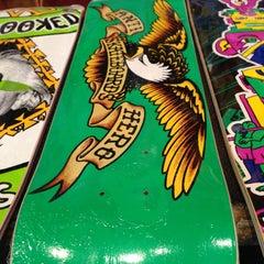 Photo taken at Cal Skate by Kristin B. on 1/17/2013