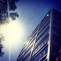 Photo taken at Market Center Building (PSU) by Kristin B. on 6/6/2014