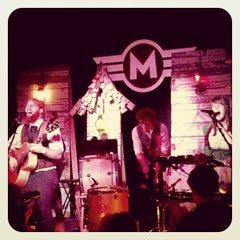 Photo taken at Motorco Music Hall by Damian H. on 2/28/2013