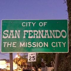 Photo taken at City of San Fernando by REN on 11/4/2015