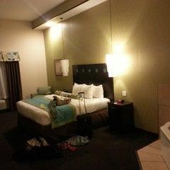Photo taken at La Quinta Inn & Suites Dallas Grand Prairie South by Chevonne L. on 2/8/2014