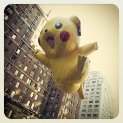 Photo taken at Macy's Thanksgiving Day Parade by Petr W. on 11/22/2012