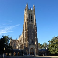 Photo taken at Duke University by Nick P. on 12/15/2012