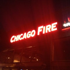 Photo taken at Chicago Fire by Gary M. on 7/27/2013