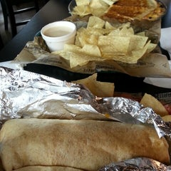 Photo taken at Flying Burrito Company by Al E. on 4/19/2014