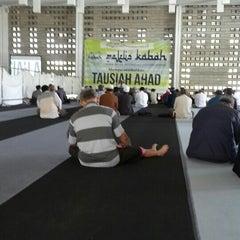 Photo taken at Masjid Al-Irsyad by Wahyu N. on 7/5/2015