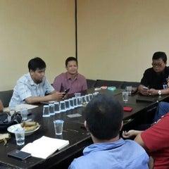 Photo taken at Kementerian Desa, Pembangunan Daerah Tertinggal dan Transmigrasi by Wahyu N. on 10/13/2015