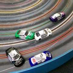 Photo taken at Motown Raceway by Jerad H. on 5/31/2014