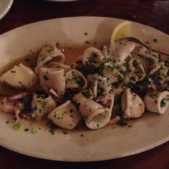 Photo taken at Abalonetti Seafood Trattoria by Nancy T. on 1/21/2015