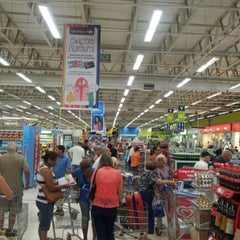 Photo taken at Carrefour by Tiago D. on 1/5/2013