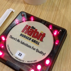 Photo taken at The Habit Burger Grill by Brian P. on 12/11/2012