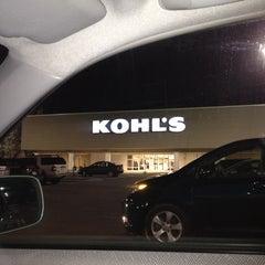 Photo taken at Kohl's by Tim C. on 4/14/2013