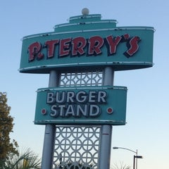 Photo taken at P. Terry's by Victoria G. on 10/3/2012