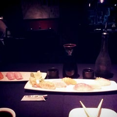 Photo taken at The Fish Restaurant & Sushi Bar by Sara N. on 7/21/2013