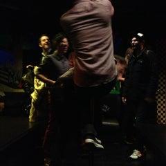 Photo taken at Pandora Karaoke & Bar by Charlie Y. on 12/1/2012