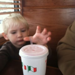 Photo taken at Franks Pizza by CLOUD on 12/31/2012