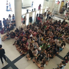 Photo taken at ใต้ถุนนิเทศ (Taitoon Nitade) by Folk 1. on 7/25/2015