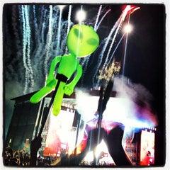 Photo taken at Bonnaroo Music & Arts Festival by Pete B. on 6/15/2013