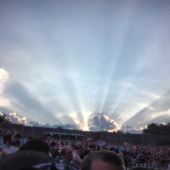 Photo taken at Xfinity Center by Paul C. on 7/16/2013