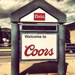 Photo taken at Coors Brewing Company by Simone L. on 10/1/2012
