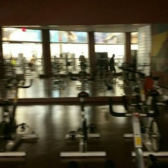 Photo taken at LA Fitness by David P. on 1/6/2016