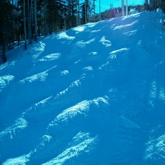 Photo taken at Dreamscape Lift by Fred W. on 1/19/2013