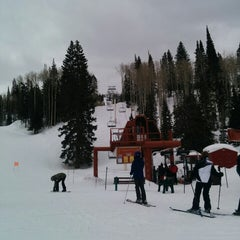 Photo taken at Dreamscape Lift by Fred W. on 2/16/2014