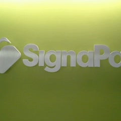 Photo taken at SignaPay Ltd. by Arianna T. on 2/27/2013