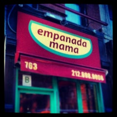 Photo taken at Empanada Mama by Kelvin C. on 2/16/2013