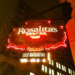 Photo taken at Rosalita's Cantina by Frank Z. on 1/31/2013
