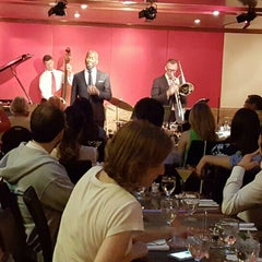 Photo taken at The Jazz Room at The Kitano by Steven S. on 7/2/2015