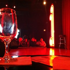 Photo taken at The Comedy Store by Blayne A. on 11/30/2012