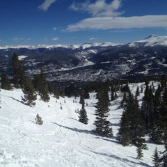 Photo taken at Breckenridge Ski Resort by Krista P. on 2/16/2013