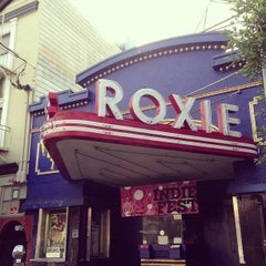 Photo taken at Roxie Cinema by Lana C. on 2/16/2013