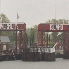 Photo taken at Governors Island by Carl H. on 5/8/2013