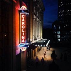 Photo taken at Carolina Theatre Of Durham by Adam G. on 6/24/2013