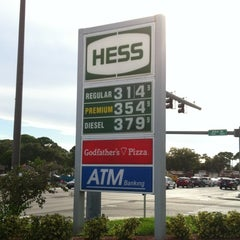 Photo taken at Hess Express by TEC I. on 9/30/2013