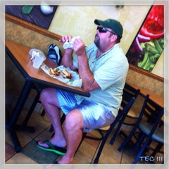 Photo taken at SUBWAY by TEC I. on 6/13/2015