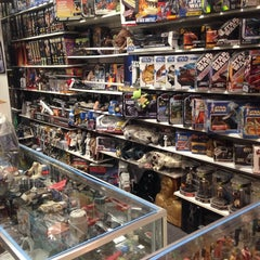 Photo taken at Toy Vault (Warwick Mall) by Wayde W. on 3/12/2014