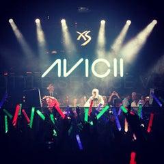 Photo taken at XS Nightclub by Free Guestlist L. on 5/3/2013