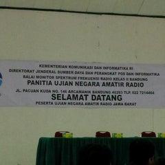 Photo taken at Islamic Center Bekasi by Yasni A. on 5/24/2015