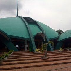 Photo taken at Masjid Jami' Al-Baitul Amien Jember by Briansyah S. on 4/5/2014