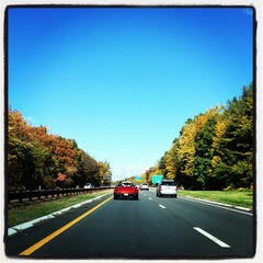 Photo taken at Palisades Interstate Parkway by Jeff M. on 10/21/2012