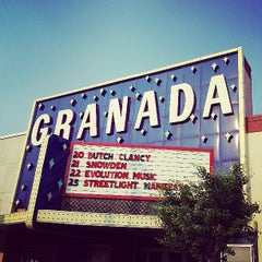 Photo taken at The Granada by Jonathan T. on 6/20/2013