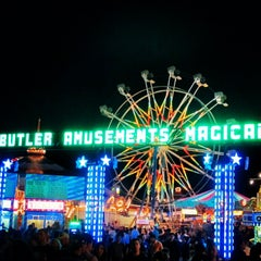Photo taken at Big Fresno Fair by Jon B. on 10/6/2013