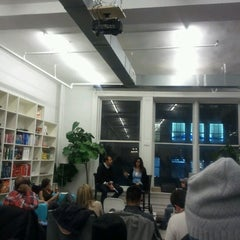 Photo taken at Contently HQ by Lilit K. on 2/20/2013