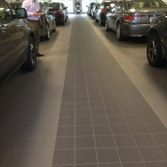 Photo taken at Land Rover Charlotte by Kevin K. on 7/25/2013